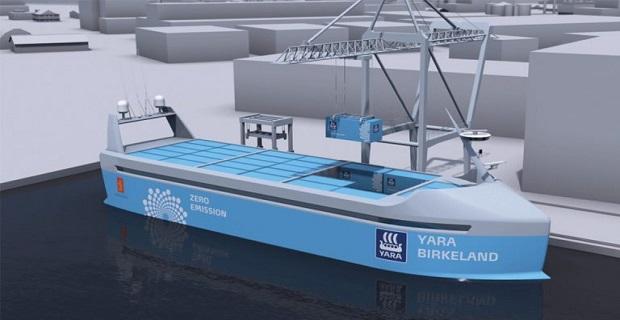 Το πρώτο πλήρως αυτόνομο containership από το 2020 - e-Nautilia.gr | Το Ελληνικό Portal για την Ναυτιλία. Τελευταία νέα, άρθρα, Οπτικοακουστικό Υλικό