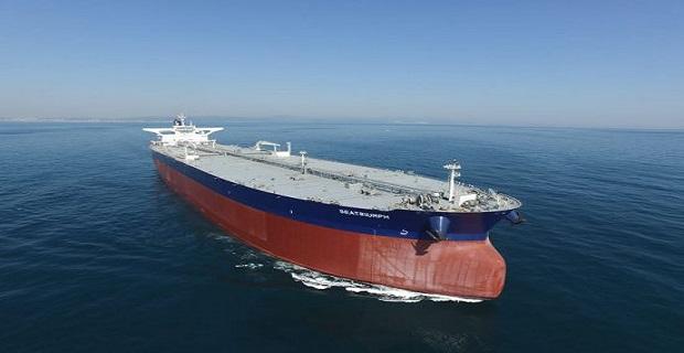 Ολοκαίνουριο VLCC παραδίδεται στην Thenamaris - e-Nautilia.gr | Το Ελληνικό Portal για την Ναυτιλία. Τελευταία νέα, άρθρα, Οπτικοακουστικό Υλικό