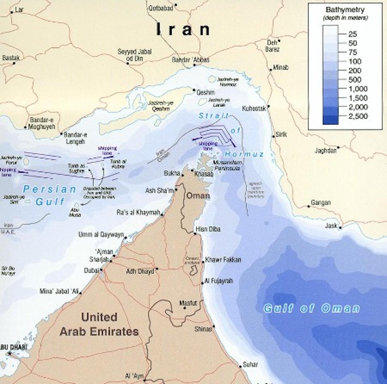 Οι 7 σημαντικότεροι θαλάσσιοι διάδρομοι στον κόσμο - e-Nautilia.gr | Το Ελληνικό Portal για την Ναυτιλία. Τελευταία νέα, άρθρα, Οπτικοακουστικό Υλικό