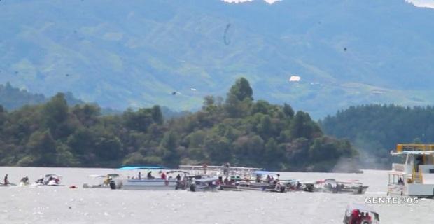 Πολύνεκρο δυστύχημα από βύθιση τουριστικού σκάφους στην Κολομβία (video) - e-Nautilia.gr | Το Ελληνικό Portal για την Ναυτιλία. Τελευταία νέα, άρθρα, Οπτικοακουστικό Υλικό