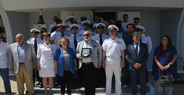 Επίσκεψη του υπουργού ναυτιλίας στην ΑΕΝ Ιονίων Νήσων [φωτο] - e-Nautilia.gr | Το Ελληνικό Portal για την Ναυτιλία. Τελευταία νέα, άρθρα, Οπτικοακουστικό Υλικό