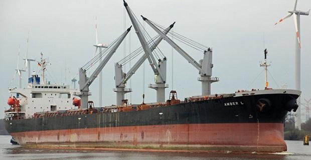 Ελληνικό φορτηγό πλοίο κρατείται στην Ινδία μετά από θανάσιμο ατύχημα - e-Nautilia.gr   Το Ελληνικό Portal για την Ναυτιλία. Τελευταία νέα, άρθρα, Οπτικοακουστικό Υλικό