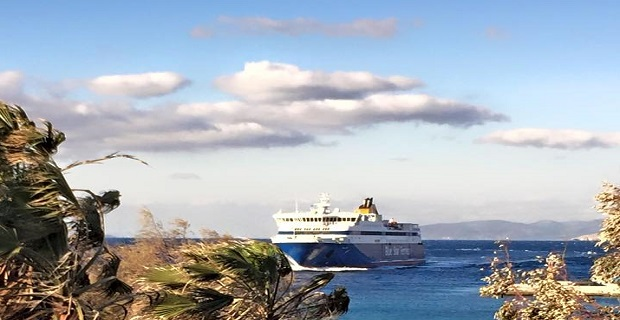 Η Blue Star Ferries στηρίζει με πράξεις τα νησιά του Αιγαίου - e-Nautilia.gr | Το Ελληνικό Portal για την Ναυτιλία. Τελευταία νέα, άρθρα, Οπτικοακουστικό Υλικό