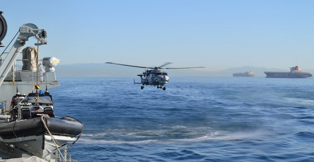 Ένας νεκρός από βύθιση τάνκερ στην Αραβική Θάλασσα - e-Nautilia.gr | Το Ελληνικό Portal για την Ναυτιλία. Τελευταία νέα, άρθρα, Οπτικοακουστικό Υλικό