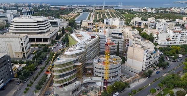 Ενα μεγάλο ναυτιλιακό κέντρο δημιουργείται στην Αθήνα - e-Nautilia.gr   Το Ελληνικό Portal για την Ναυτιλία. Τελευταία νέα, άρθρα, Οπτικοακουστικό Υλικό