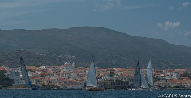 Ολοκληρώθηκε ο 50ος Διεθνής Ιστιοπλοϊκός Αγώνας Άνδρου - e-Nautilia.gr   Το Ελληνικό Portal για την Ναυτιλία. Τελευταία νέα, άρθρα, Οπτικοακουστικό Υλικό
