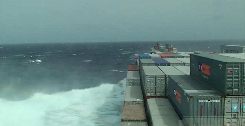 ΠΟΛΥ ΚΑΛΟ:  Δείτε τις ισχυρές κοπώσεις που δέχεται ένα πλοίο (Video) - e-Nautilia.gr | Το Ελληνικό Portal για την Ναυτιλία. Τελευταία νέα, άρθρα, Οπτικοακουστικό Υλικό