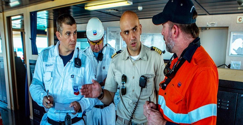 Η ζωή ενός καπετάνιου πλοίου μεταφοράς LNG (Video) - e-Nautilia.gr | Το Ελληνικό Portal για την Ναυτιλία. Τελευταία νέα, άρθρα, Οπτικοακουστικό Υλικό