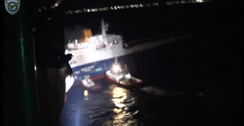 Βίντεο: Η διάσωση των ναυτικών του «MED STAR» - e-Nautilia.gr   Το Ελληνικό Portal για την Ναυτιλία. Τελευταία νέα, άρθρα, Οπτικοακουστικό Υλικό
