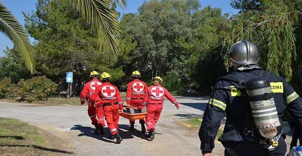 Άσκηση μείζονος ατυχήματος στο Ναύσταθμο Κρήτης - e-Nautilia.gr   Το Ελληνικό Portal για την Ναυτιλία. Τελευταία νέα, άρθρα, Οπτικοακουστικό Υλικό