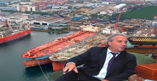 «Αναταράξεις»… για τον Peter G - e-Nautilia.gr | Το Ελληνικό Portal για την Ναυτιλία. Τελευταία νέα, άρθρα, Οπτικοακουστικό Υλικό