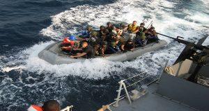 Ανησυχία των Ευρωπαίων Εφοπλιστών για την πειρατεία στον Κόλπο της Γουινέας