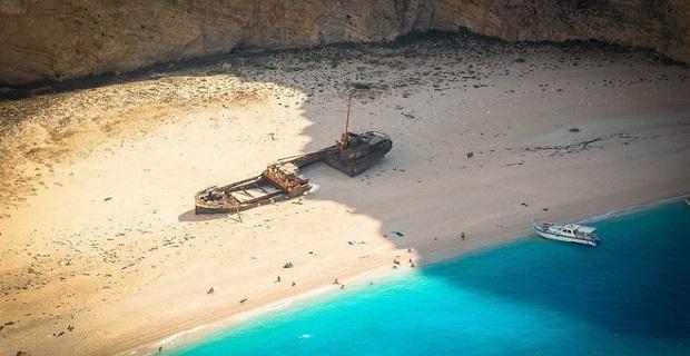 H ιστορία πίσω από το διάσημο ναυάγιο της Ζακύνθου. Πώς ο «Παναγιώτης» βγήκε στην ακτή με τα παράνομα τσιγάρα του - e-Nautilia.gr | Το Ελληνικό Portal για την Ναυτιλία. Τελευταία νέα, άρθρα, Οπτικοακουστικό Υλικό