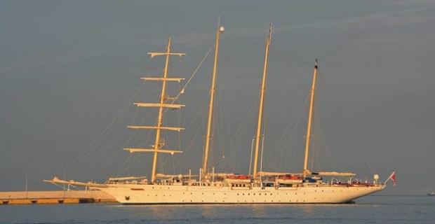 Star Flyer:Στον Πειραιά το πανέμορφο ιστιοφόρο[βίντεο] - e-Nautilia.gr | Το Ελληνικό Portal για την Ναυτιλία. Τελευταία νέα, άρθρα, Οπτικοακουστικό Υλικό