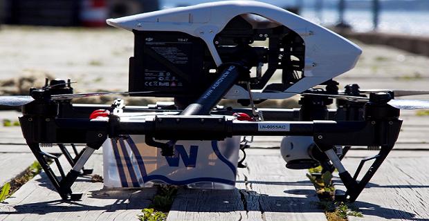 Είναι τα drones η επόμενη λέξη για τις τελικές παραδόσεις στην θάλασσα (video); - e-Nautilia.gr | Το Ελληνικό Portal για την Ναυτιλία. Τελευταία νέα, άρθρα, Οπτικοακουστικό Υλικό