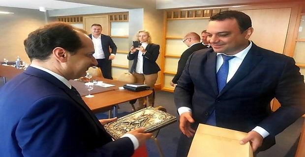 Ελλάδα-Βουλγαρία σε συζητήσεις για την σιδηροδρομική παράκαμψη του Βoσπόρου - e-Nautilia.gr | Το Ελληνικό Portal για την Ναυτιλία. Τελευταία νέα, άρθρα, Οπτικοακουστικό Υλικό