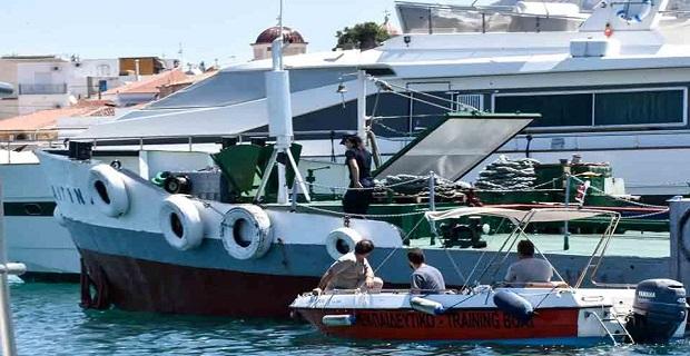 Δύο νεκροί από τη σύγκρουση υδροφόρας με αλιευτικό στν Αίγινα - e-Nautilia.gr | Το Ελληνικό Portal για την Ναυτιλία. Τελευταία νέα, άρθρα, Οπτικοακουστικό Υλικό