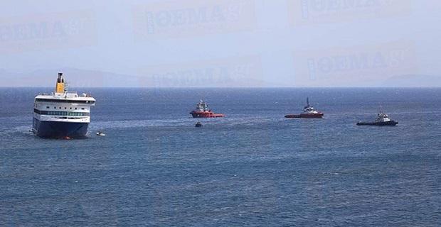 Ρήγμα στο Blue Star Patmos – Δεν μπορεί να ρυμουλκηθεί - e-Nautilia.gr | Το Ελληνικό Portal για την Ναυτιλία. Τελευταία νέα, άρθρα, Οπτικοακουστικό Υλικό