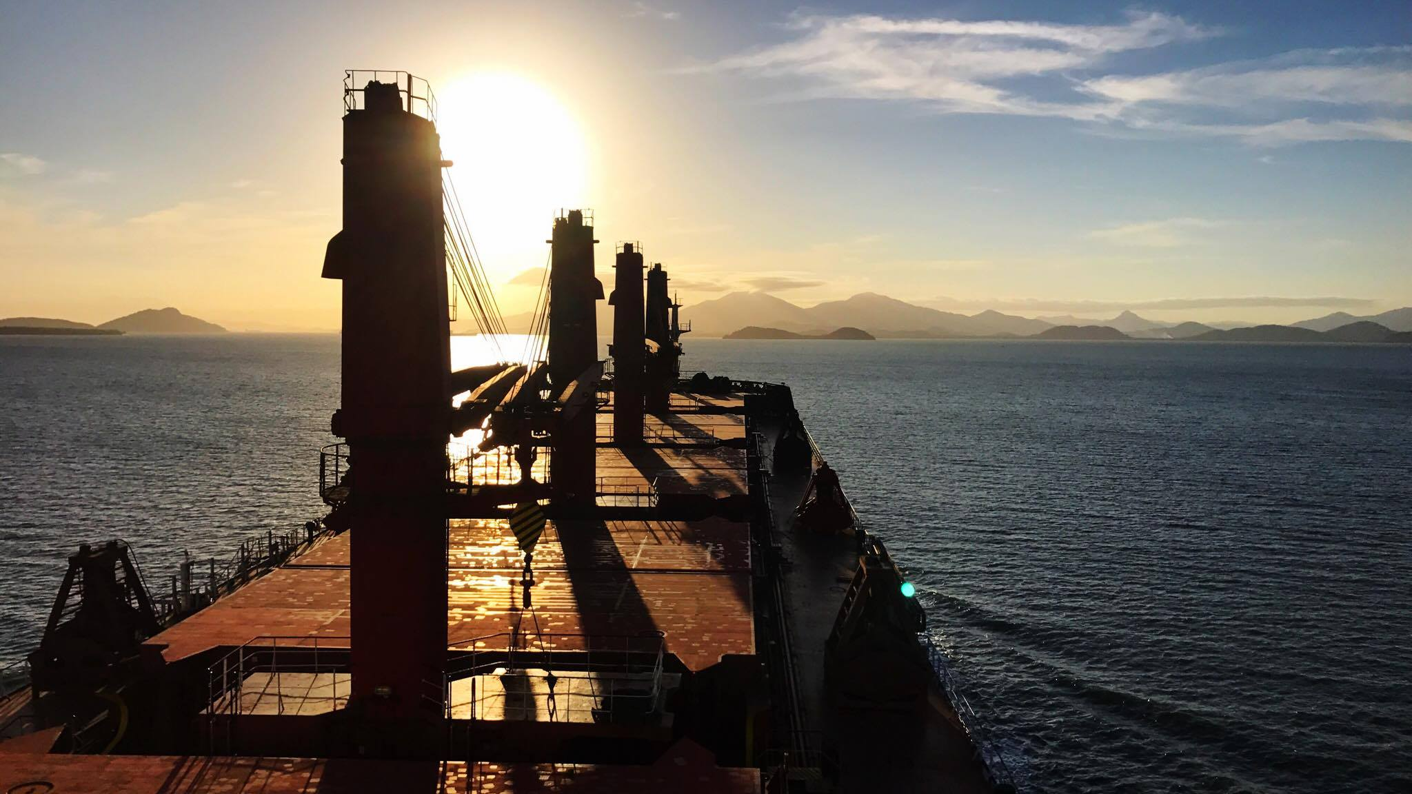 Καλημέρα από Παραναγκουά … - e-Nautilia.gr | Το Ελληνικό Portal για την Ναυτιλία. Τελευταία νέα, άρθρα, Οπτικοακουστικό Υλικό