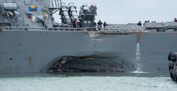 Του Χάρη Βαφειά το δεξαμενόπλοιο που συγκρούστηκε με αμερικανικό πολεμικό - e-Nautilia.gr | Το Ελληνικό Portal για την Ναυτιλία. Τελευταία νέα, άρθρα, Οπτικοακουστικό Υλικό