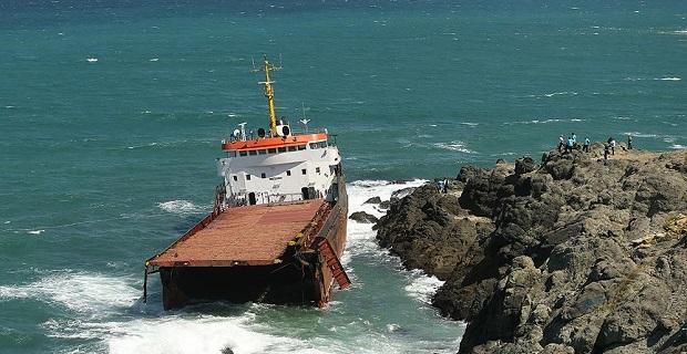 Φορτηγό πλοίο κόπηκε στα δύο στη Μαύρη θάλασσα [βίντεο+ φωτο] - e-Nautilia.gr   Το Ελληνικό Portal για την Ναυτιλία. Τελευταία νέα, άρθρα, Οπτικοακουστικό Υλικό