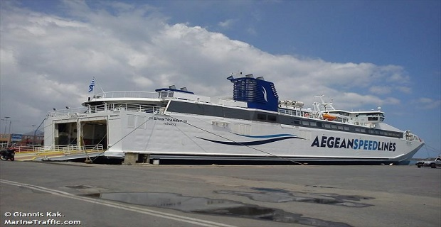 Βλάβη στο «Speedrunner ΙΙΙ» - e-Nautilia.gr | Το Ελληνικό Portal για την Ναυτιλία. Τελευταία νέα, άρθρα, Οπτικοακουστικό Υλικό