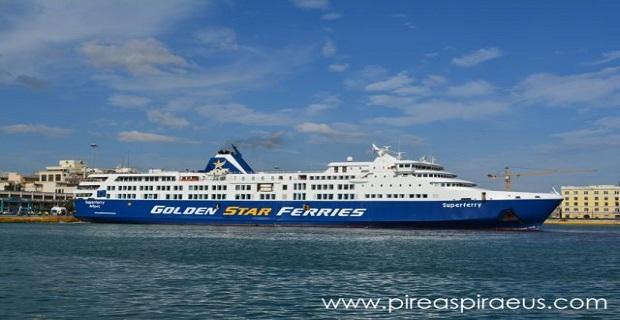 Superferry : Στον Πειραιά για να αντικαταστήσει το Blue Star Patmos [video] - e-Nautilia.gr | Το Ελληνικό Portal για την Ναυτιλία. Τελευταία νέα, άρθρα, Οπτικοακουστικό Υλικό