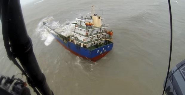 ΒΙΝΤΕΟ: Διάσωση 11 μελών του πληρώματος απο φορτηγό πλοίο που βυθίζεται - e-Nautilia.gr   Το Ελληνικό Portal για την Ναυτιλία. Τελευταία νέα, άρθρα, Οπτικοακουστικό Υλικό