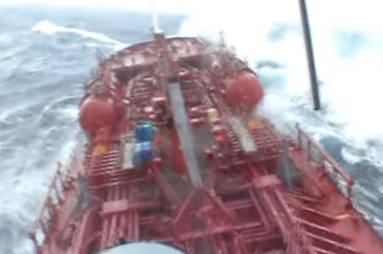 Τρομερό βίντεο: Πλοίο αντιμέτωπο με θανατηφόρο κύμα! - e-Nautilia.gr | Το Ελληνικό Portal για την Ναυτιλία. Τελευταία νέα, άρθρα, Οπτικοακουστικό Υλικό