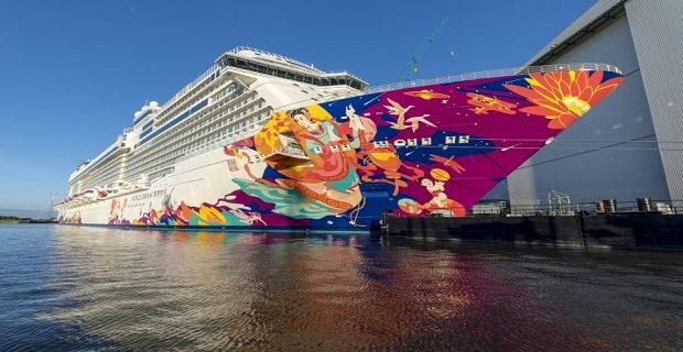 Το κρουαζιερόπλοιο World Dream σχεδόν έτοιμο να πλεύσει για Ασία (video) - e-Nautilia.gr | Το Ελληνικό Portal για την Ναυτιλία. Τελευταία νέα, άρθρα, Οπτικοακουστικό Υλικό