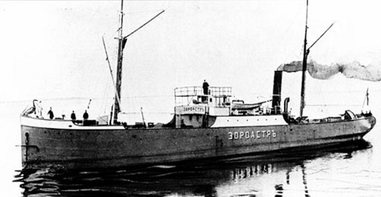 Zoroaster: Το πρώτο δεξαμενόπλοιο στον κόσμο! - e-Nautilia.gr | Το Ελληνικό Portal για την Ναυτιλία. Τελευταία νέα, άρθρα, Οπτικοακουστικό Υλικό