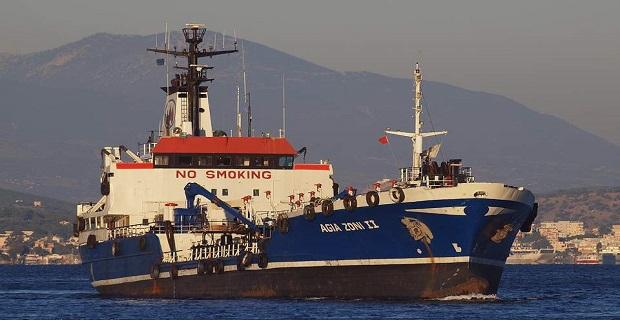 Ελληνικός Νηογνώμων: Δεν έχουμε καμία σχέση με το δεξαμενόπλοιο «Αγία Ζώνη ΙΙ» - e-Nautilia.gr | Το Ελληνικό Portal για την Ναυτιλία. Τελευταία νέα, άρθρα, Οπτικοακουστικό Υλικό