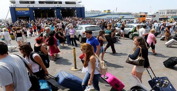 Ρεκόρ εισπράξεων από τον τουρισμό τον Ιούλιο - e-Nautilia.gr | Το Ελληνικό Portal για την Ναυτιλία. Τελευταία νέα, άρθρα, Οπτικοακουστικό Υλικό
