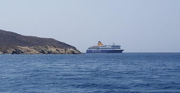 Διαρροή πετρελαιοειδών από το «Blue Star Patmos» - e-Nautilia.gr | Το Ελληνικό Portal για την Ναυτιλία. Τελευταία νέα, άρθρα, Οπτικοακουστικό Υλικό