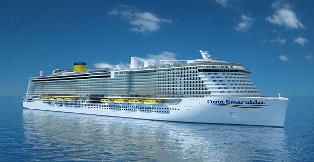 Ξεκίνησε η κατασκευή του πρώτου τροφοδοτούμενου με LNG κρουαζιερόπλοιου της Costa Cruises - e-Nautilia.gr | Το Ελληνικό Portal για την Ναυτιλία. Τελευταία νέα, άρθρα, Οπτικοακουστικό Υλικό