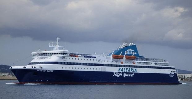 Επαναπατρίζεται το «Νήσος Χίος» - e-Nautilia.gr | Το Ελληνικό Portal για την Ναυτιλία. Τελευταία νέα, άρθρα, Οπτικοακουστικό Υλικό