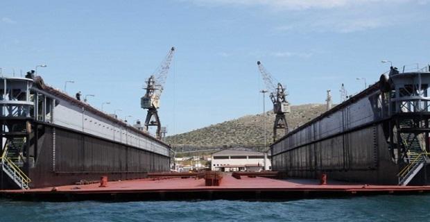 ΟΛΠ: Υπεγράφη η σύμβαση για την προμήθεια νέας πλωτής δεξαμενής - e-Nautilia.gr | Το Ελληνικό Portal για την Ναυτιλία. Τελευταία νέα, άρθρα, Οπτικοακουστικό Υλικό