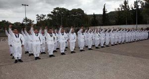 Τελετή Ορκωμοσίας Πρωτοετών Δοκίμων Υπαξιωματικών 38ης Σειράς ΣΜΥΝ