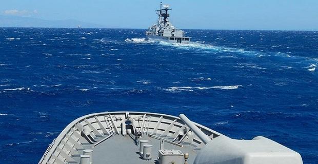 Συνεκπαίδευση του Πολεμικού Ναυτικού με το Ναυτικό της Ιταλίας - e-Nautilia.gr   Το Ελληνικό Portal για την Ναυτιλία. Τελευταία νέα, άρθρα, Οπτικοακουστικό Υλικό