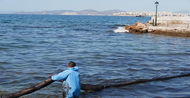 Ενημέρωση για την πορεία της αντιρρύπανσης του Σαρωνικού - e-Nautilia.gr | Το Ελληνικό Portal για την Ναυτιλία. Τελευταία νέα, άρθρα, Οπτικοακουστικό Υλικό