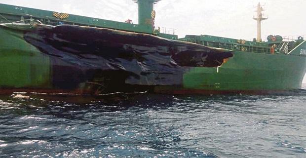 Αποζημίωση 660.000 δολαρίων ζητά από ελληνική ναυτιλιακή η Iino Kaiun - e-Nautilia.gr | Το Ελληνικό Portal για την Ναυτιλία. Τελευταία νέα, άρθρα, Οπτικοακουστικό Υλικό