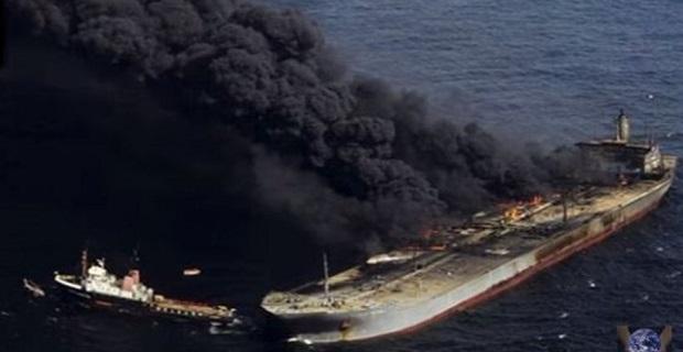 Τα επτά χειρότερα ατυχήματα με πετρελαιοφόρα στον κόσμο! - e-Nautilia.gr | Το Ελληνικό Portal για την Ναυτιλία. Τελευταία νέα, άρθρα, Οπτικοακουστικό Υλικό