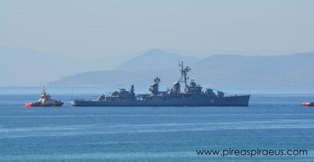 Α/Τ Βέλος : Πλέοντας ανοιχτά του Πειραιά [βίντεο] - e-Nautilia.gr | Το Ελληνικό Portal για την Ναυτιλία. Τελευταία νέα, άρθρα, Οπτικοακουστικό Υλικό