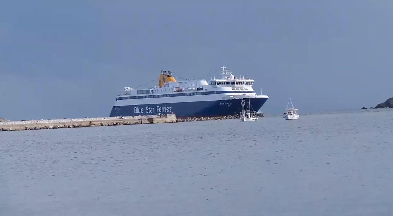 Blue Star Ithaki: Πέρασαν 3 χρόνια! (Video) - e-Nautilia.gr | Το Ελληνικό Portal για την Ναυτιλία. Τελευταία νέα, άρθρα, Οπτικοακουστικό Υλικό