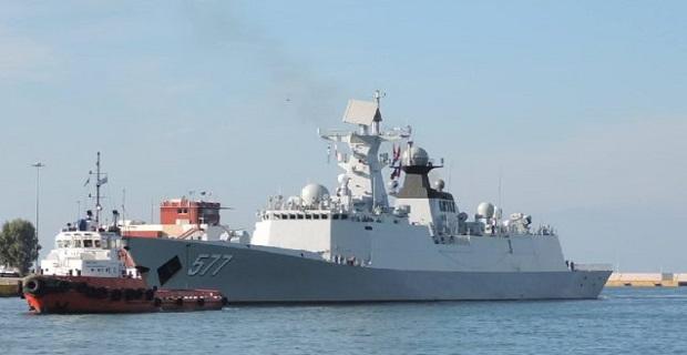 Στο λιμάνι του Πειραιά 3 κινεζικά πολεμικά πλοία [βίντεο] - e-Nautilia.gr | Το Ελληνικό Portal για την Ναυτιλία. Τελευταία νέα, άρθρα, Οπτικοακουστικό Υλικό