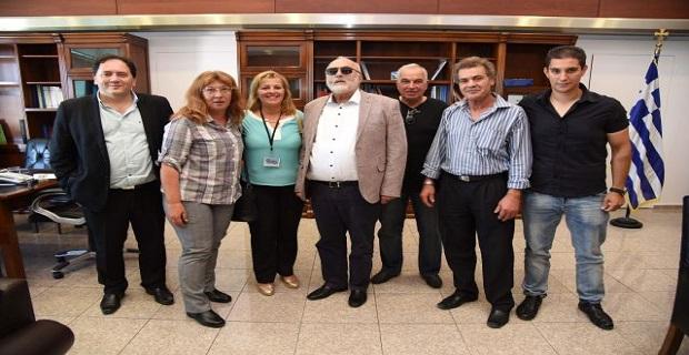 Συνάντηση του ΥΝΑΝΠ Παναγιώτη Κουρουμπλή με εκπροσώπους των Οστρακαλιευτών - e-Nautilia.gr | Το Ελληνικό Portal για την Ναυτιλία. Τελευταία νέα, άρθρα, Οπτικοακουστικό Υλικό