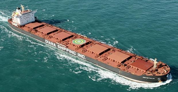 Η Diana Shipping ναύλωσε το Crystalia στην Glencore - e-Nautilia.gr | Το Ελληνικό Portal για την Ναυτιλία. Τελευταία νέα, άρθρα, Οπτικοακουστικό Υλικό