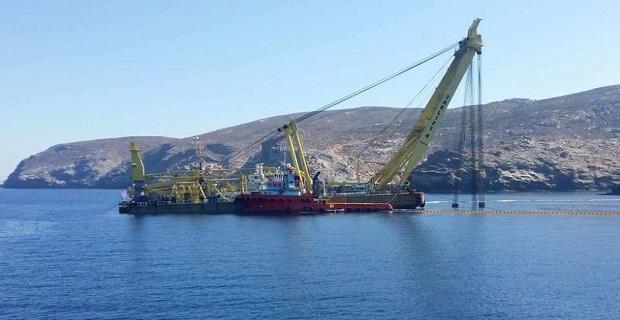 Άνδρος: Ξεκίνησε η επιχείρηση ανέλκυσης του φορτηγού πλοίου Carbera[φωτο] - e-Nautilia.gr | Το Ελληνικό Portal για την Ναυτιλία. Τελευταία νέα, άρθρα, Οπτικοακουστικό Υλικό