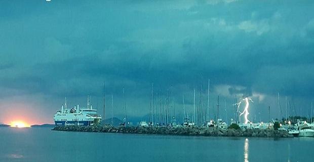 Έκτακτο δελτίο επιδείνωσης καιρού – Ισχυρές βροχές και καταιγίδες από Δευτέρα! - e-Nautilia.gr | Το Ελληνικό Portal για την Ναυτιλία. Τελευταία νέα, άρθρα, Οπτικοακουστικό Υλικό
