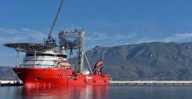 Πλοίο – γεωτρύπανο θα τρυπήσει σε βάθος 750 μέτρων τον Κορινθιακό - e-Nautilia.gr | Το Ελληνικό Portal για την Ναυτιλία. Τελευταία νέα, άρθρα, Οπτικοακουστικό Υλικό